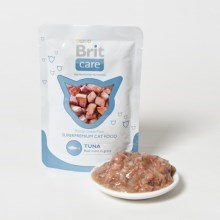 Brit Care Cat kapsička Tuna 80 g