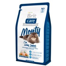 Brit Care Cat Monty I´m Living Indoor 400 g