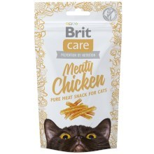 Brit Care Cat Snack Meaty Chicken 50 g