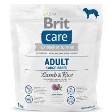 Brit Care Dog Adult Large Breed Lamb & Rice 1 kg