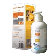 Brit care lososový olej  pes 250ml