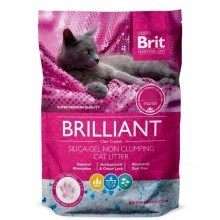 Brit Care podestýlka Brilliant Silica-gel 7,6 l