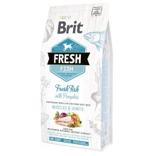 Brit Fresh Fish & Pumpkin Adult Large Muscle & Joints 2,5 kg