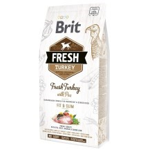 Brit Fresh Turkey & Pea Adult Fit & Slim 2,5 kg