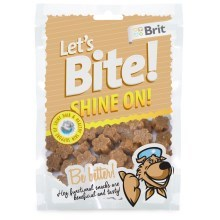 Brit pochoutka Let's Bite Shine On! 150 g