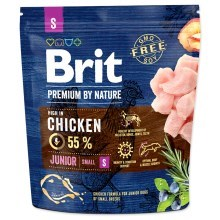 Brit Premium by Nature Junior S 1 kg