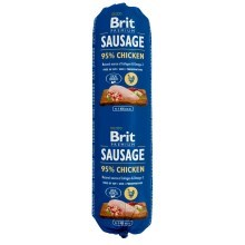 Brit Sausage Chicken 800 g