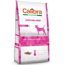 Calibra Dog GF Junior Small Breed Duck 2 kg