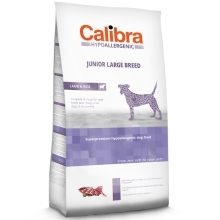 2x Calibra Dog HA Junior Large Breed Lamb 14 kg