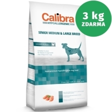 Calibra Dog HA Senior Medium & Large Chicken 14 kg