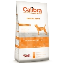 Calibra Dog HA Starter & Puppy Lamb 3 kg