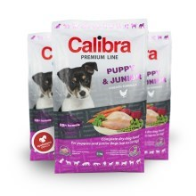 Calibra Dog Premium Line Puppy & Junior 3 kg