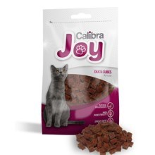 Calibra Joy Cat Duck Cubes 70 g
