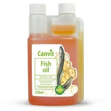 Canvit Fish oil - rybí olej 250 ml