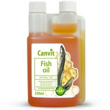 Canvit Natural Line Fish oil 250ml