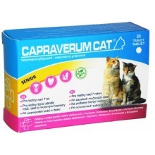Capraverum Cat Senior 30 tbl