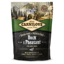 Carnilove Dog Duck&Pheasant for Adult 1,5 kg