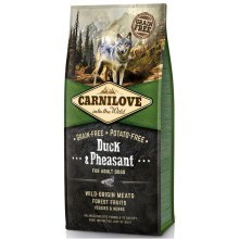 Carnilove Dog Duck&Pheasant for Adult 12 kg