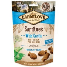 Carnilove Dog Semi Moist Sardines with Wild Garlic 200 g