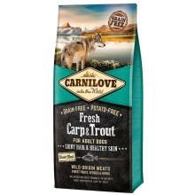 Carnilove Fresh Adult Dog Carp & Trout 12 kg