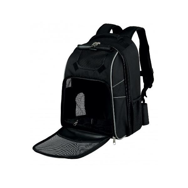Cestovní batoh na záda WILLIAM 33x43x23 cm černý  f52e1d9be5