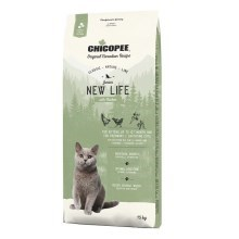 Chicopee CNL Cat Junior New Life Chicken 15 kg