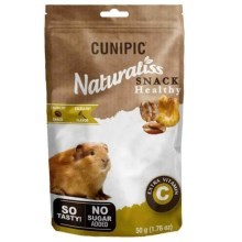 Cunipic Naturaliss Healthy Snack Vit C 50 g