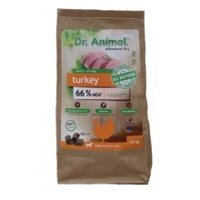 Dr. Animal Adult krůta s rýží 1,5 kg