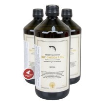 Essential Foods Norwegian Salmon Oil 1 l