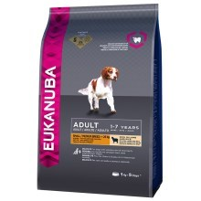Eukanuba Adult Small & Medium Lamb & Rice 1 kg