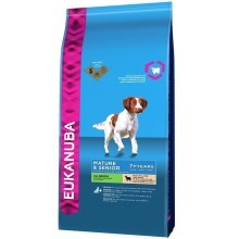 Eukanuba Mature & Senior Lamb & Rice 12 kg