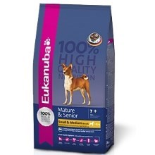 Eukanuba Mature&Senior Medium Breed 15kg