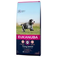 Eukanuba Senior Medium Breed 15 kg