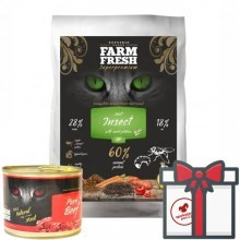 Farm Fresh Cat Adult Insect with Rice 1,8 kg