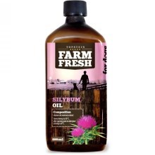 Farm Fresh Silybum Oil - Ostropestřecový olej 500 ml