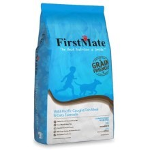 FirstMate Grain Friendly Wild Ocean Fish & Oats 11,4 kg