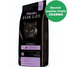 Fitmin Cat For Life Hairball 8 kg