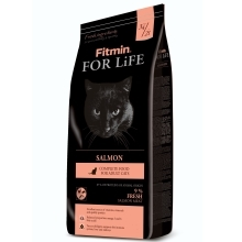 Fitmin Cat For Life Salmon 8 kg