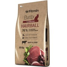Fitmin Cat Purity Hairball 1,5 kg