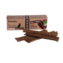Fitmin Cat Purity Snax Stripes Beef 35 g