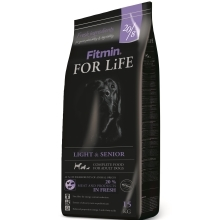 Fitmin Dog For Life Light & Senior 15 kg