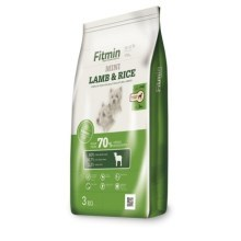 Fitmin Dog Mini Lamb & Rice 3 kg