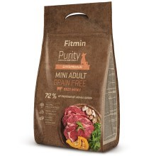 Fitmin Dog Purity GF Adult Mini Beef 0,8 kg