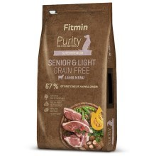 Fitmin Dog Purity GF Senior & Light Lamb 12 kg