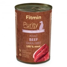Fitmin Dog Purity konzerva Beef 400 g