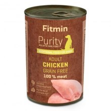 Fitmin Dog Purity konzerva Chicken 400 g