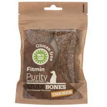 Fitmin Dog Purity Snax Bones Chicken 2 ks