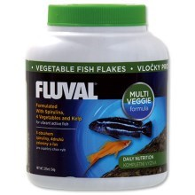 Hagen Fluval Vegetable Flakes 200 ml