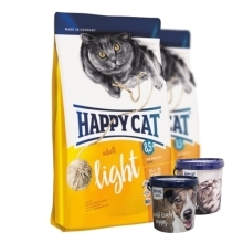 2x Happy Cat Adult Light 10 kg