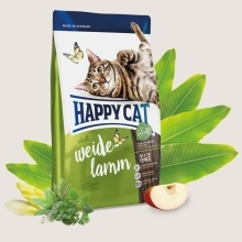 2x Happy Cat Adult Weide-Lamm 10 kg